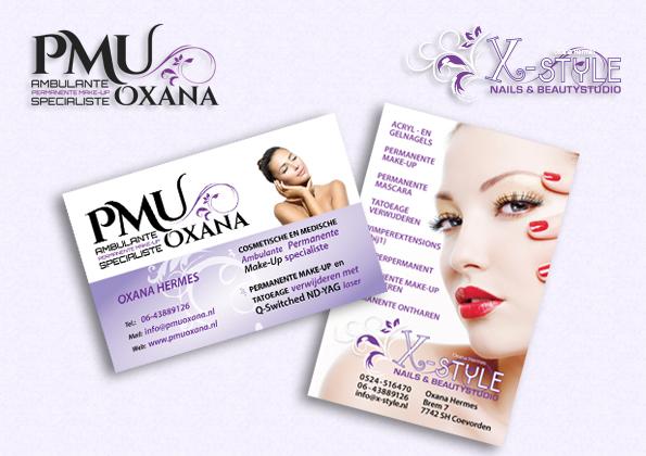 Logo, visitekaartjes, banners, folders, flyers