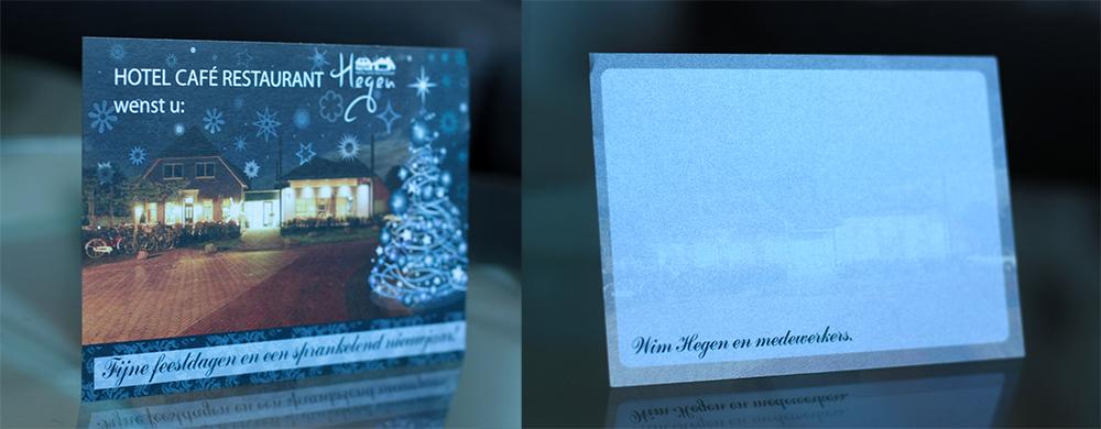 Ansichtkaarten, unieke geboorte- en trouwkaartjes