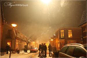 Vuurwerk, Coehoornstraat